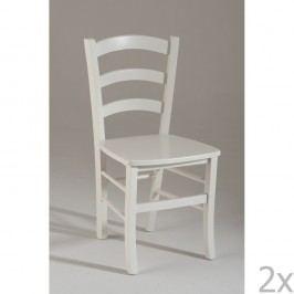 Sada 2 jídelních židlí Castagnetti Odette