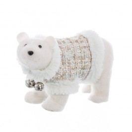 Vánoční dekorace Unimasa Medvěd