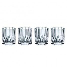 Sada 4 sklenic z křišťálového skla Nachtmann Aspen, 324ml
