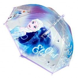 Dětský transparentní deštník Ambiance Olaf