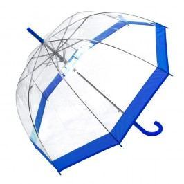 Deštník s modrými detaily Transpo