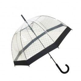 Transparentní deštník Ambiance Susino Lady, ⌀ 84 cm