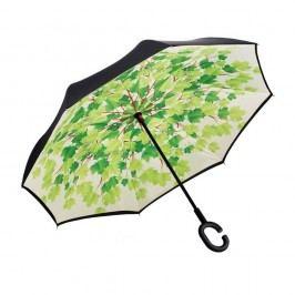 Zelený deštník Green Leaves