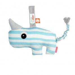 Modro-bílá hrací hračka Done by Deer Antee