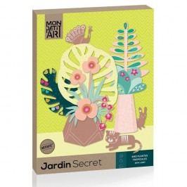 Sada kreativních dekorací Mon Petit Art Jardin Secret