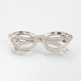 Brož se Swarovski Elements Laura Bruni Sunglasses