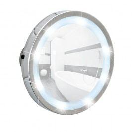 Kosmetické LED zrcadlo s přísavkou Wenko Mosso