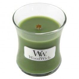Svíčka s vůní jehličí WoodWick, dobahoření20hodin
