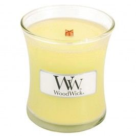 Svíčka s vůní jasmínu WoodWick, dobahoření20hodin