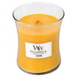 Svíčka s vůní jablečného koláče, rybízu a brusinek WoodWick Podzim, dobahoření60hodin Svíčky aaromalampy