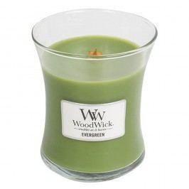Svíčka s vůní jehličí WoodWick, dobahoření60hodin