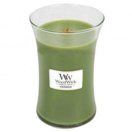Svíčka s vůní jehličí WoodWick, dobahoření130hodin