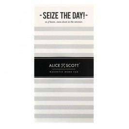 Magnetický bloček Alice Scott by Portico Designs