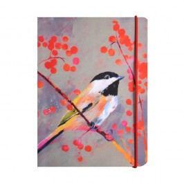 Linkovaný zápisník A6 Carolyn Carter by Portico Designs,80stránek