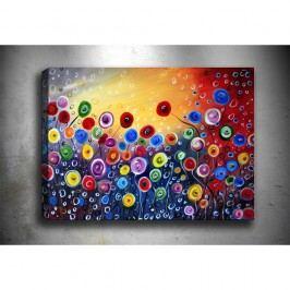 Obraz Tablo Center Surreal Flowers, 60 x 40 cm Obrazy, rámy atabule