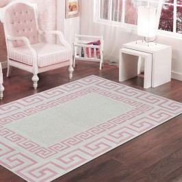 Odolný bavlněný koberec Vitaus Versace, 80x150cm