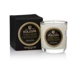Svíčka s vůní palisandru a olivových a citrusových listů Voluspa Maison Votive, 25hodin hoření