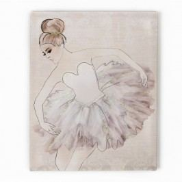 Obraz Graham & Brown Classic Ballerina, 40x50cm