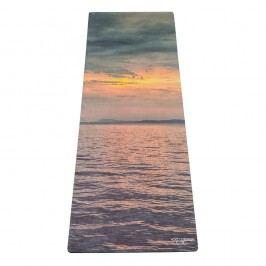 Podložka na jógu Yoga Design Lab Travel Sunset,900g