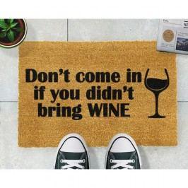 Rohožka Artsy Doormats Without Wine,40x60cm