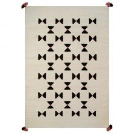 Koberec Art For Kids Bow Tie, 110x160cm