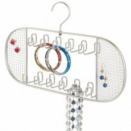 Kovový závěsný držák na šperky iDesign Axis