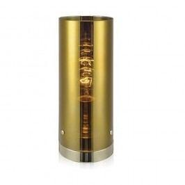 Stolní lampa ve zlaté barvě Markslöjd Storm, ⌀ 12cm