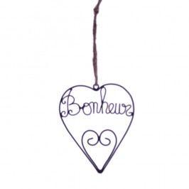 Závěsná dekorace Antic Line Bonheur
