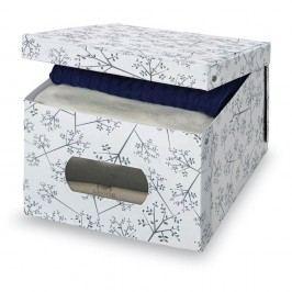 Úložný box Domopak Bon Ton, výška24cm Úložné krabice akošíky