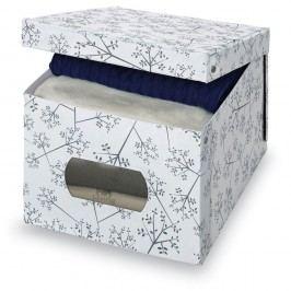 Úložný box Domopak Bon Ton, výška31cm Úložné krabice akošíky