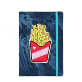 Zápisník Tri-CoastalDesign Fry Day