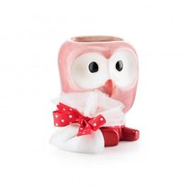 Růžový odpařovač na radiátor s květináčem e-my