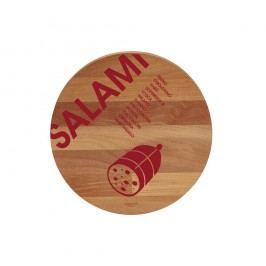 Prkénko z bukového dřeva Bisetti Salami,30cm