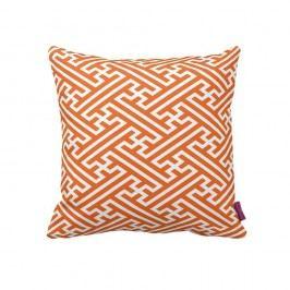 Oranžový polštář Homemania Aristo, 43x43cm