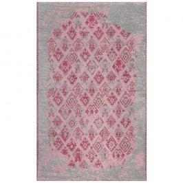 Růžový oboustranný koberec Homemania, 125x180cm