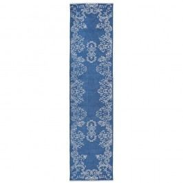 Světle šedomodrý oboustranný koberec Homemania Halimod, 77x300cm