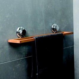 Bambusový nástěnný držák na ručníky Compactor Spa Vybavení koupelny