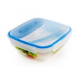 Box na svačinu s chladičem a příborem Snips Fresh, 1,5 l