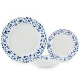 12dílná porcelánová sada nádobí Sabichi Bramble