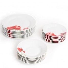 12dílná sada nádobí Sabichi Poppy