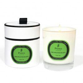 Svíčka  s vůní zeleného čaje Parks Candles London, 45 hodin hoření