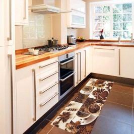 Vysoce odolný kuchyňský koberec Webtappeti Break,60x150cm