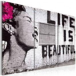 Vícedílný obraz na plátně Artgeist Fullness of Life, 120 x 80 cm