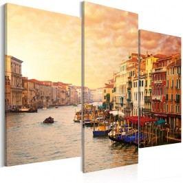 Vícedílný obraz na plátně Artgeist Venice, 60x50cm