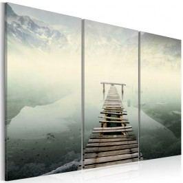 Vícedílný obraz na plátně Artgeist No Return, 120x80cm Obrazy, rámy atabule