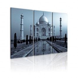 Vícedílný obraz na plátně Artgeist Taj Mahal, 120x80cm Obrazy, rámy atabule