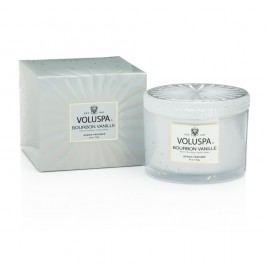 Svíčka s vůní vanilkových lusků a francouzského koňaku Voluspa Vermeil, 60hodin hoření Svíčky aaromalampy