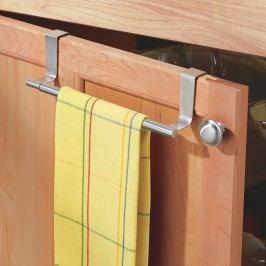 Závěsný nastavitelný držák na utěrku InterDesign Forma Vybavení koupelny
