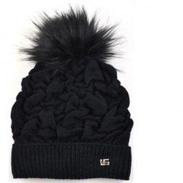 Dámská čepice Kora, černá