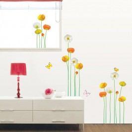 Sada samolepek Ambiance Fine And Elegant Flowers